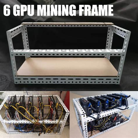 Aluminum Mining Rig Frame Diy Projects