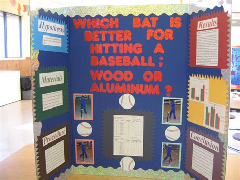 Aluminum-Bats-Vs-Wooden-Bats-Science-Fair-Projects