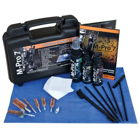 Amazon Com  M-Pro 7 Tactical Cleaning Kit Clam  Hunting .