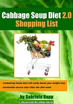 @ Amazon Com Customer Reviews Cabbage Soup Diet 2 0 The. -1
