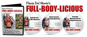 @ Amazon Com Flavia Del Monte S Full Body Licious .