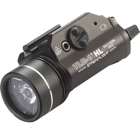 Amazon Com Streamlight 69260 Tlr-1 Hl Weapon Mount .