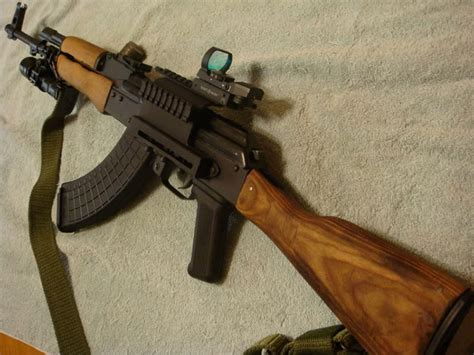 Amazon Com Ak47 Red Dot Sight And Tapco