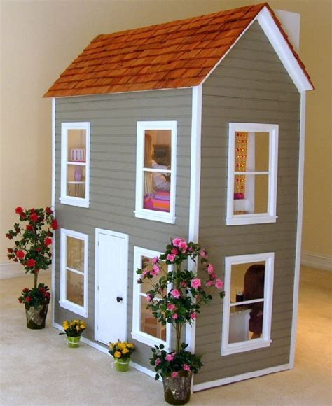 American Doll Dollhouse Plans For Sale
