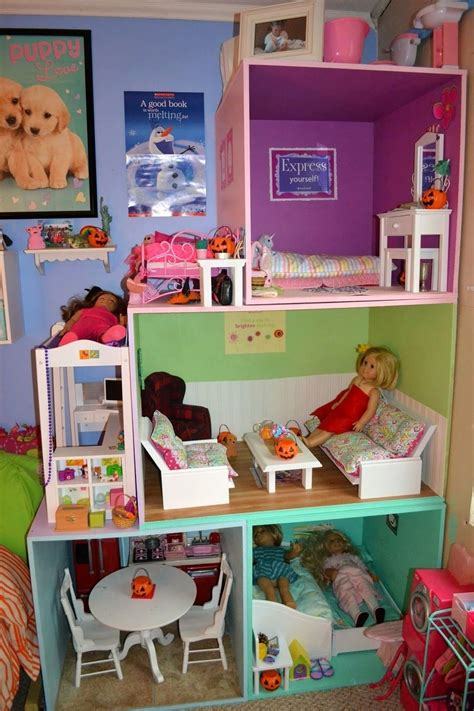 American Girl Diy House