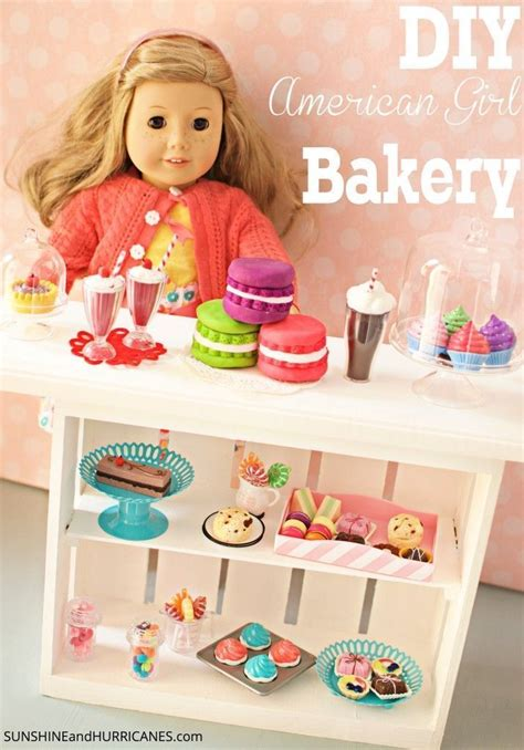 American Girl Diy Projects