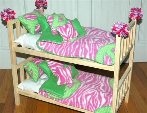American Girl Doll Bunk Bed Diy Ladder