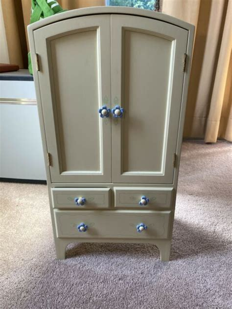 American Girl Doll Flower Armoire