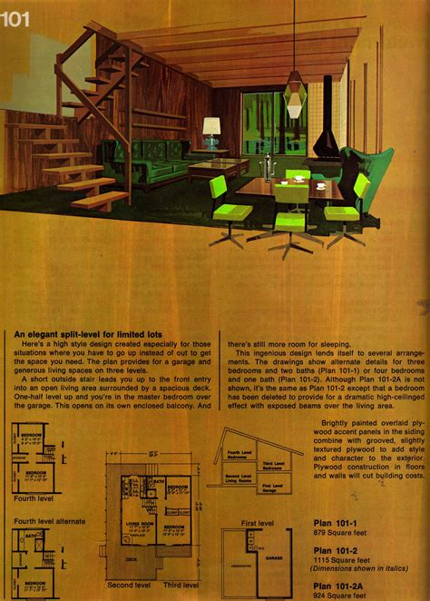 American Plywood Association House Plans