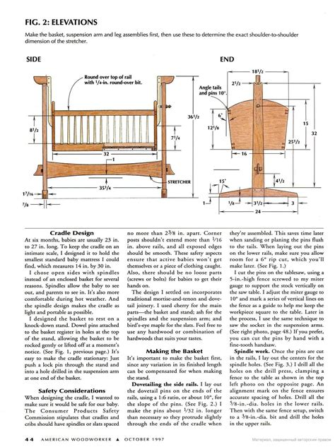 American Woodworker Plans
