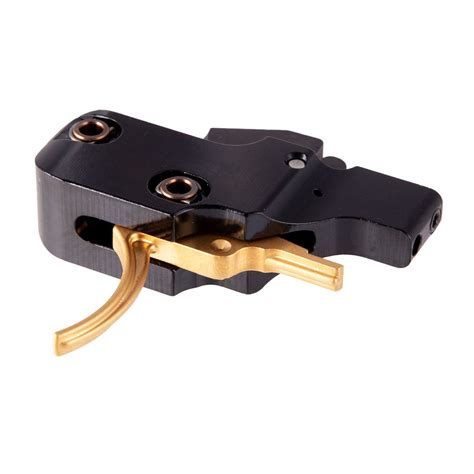 American Trigger Corporation Ar Gold Trigger And Eotech Exps3 Holographic Weapon Sight Amazon Com