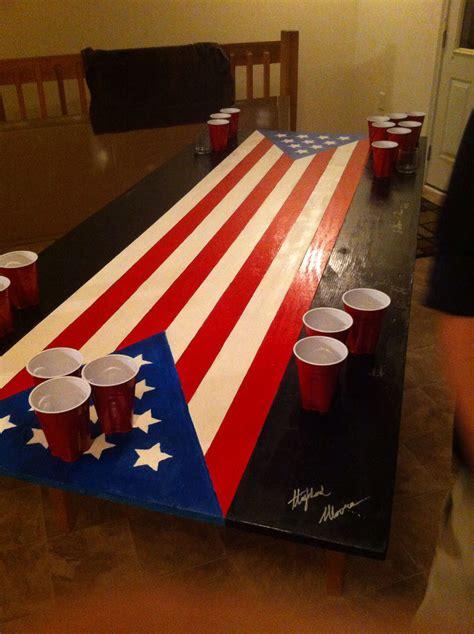 American-Flag-Beer-Pong-Table-Diy