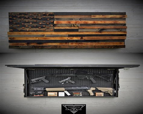 American-Flag-Wooden-Gun-Case-Plans