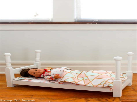 American-Girl-Doll-Diy-Bed