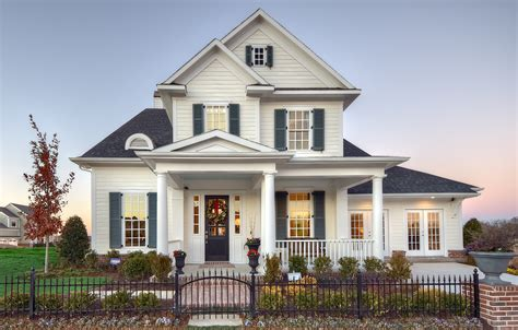 American-Style-House-Plans