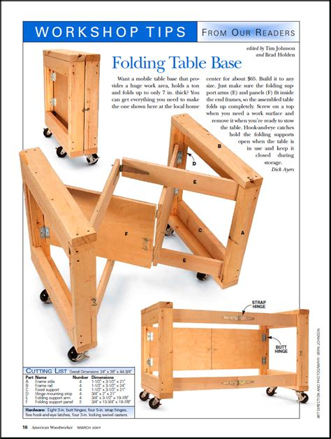 American-Woodworker-Folding-Table