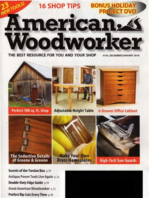 American-Woodworker-Issue-145