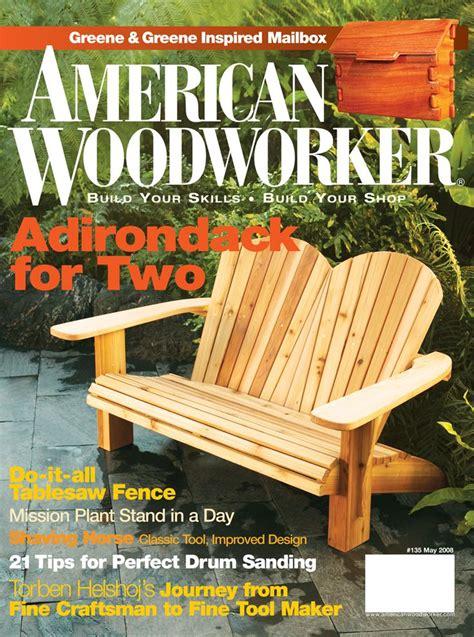 American-Woodworker-Magazine-Plans