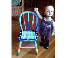 Best American girl doll chair.aspx