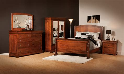 Amish Bedroom Set Plans