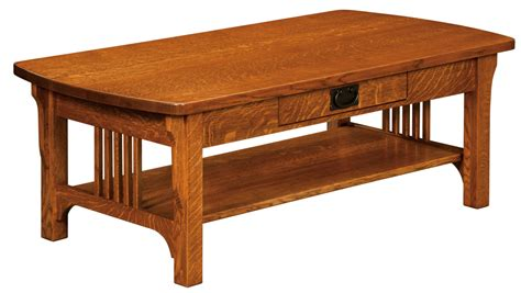 Amish-Coffee-Table-Plans