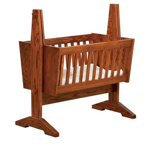 Amish-Cradle-Plans