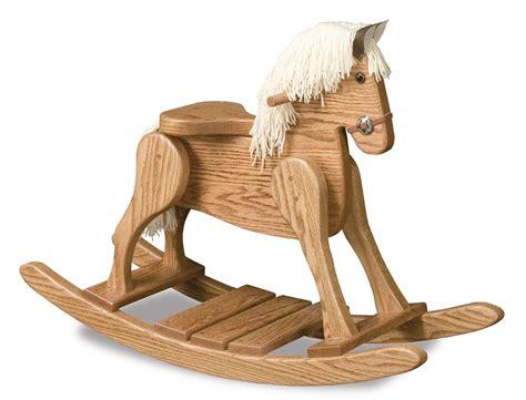 Amish-Rocking-Horse-Plans