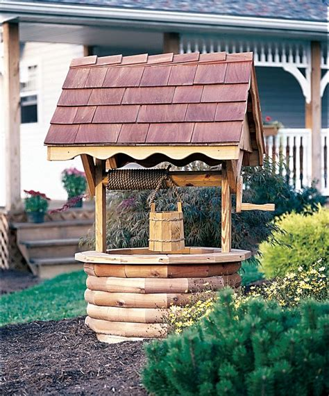 Amish-Wishing-Well-Plans