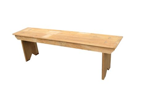 Amish-Wooden-Bench-Plans