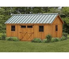 Best Amish shed plans.aspx