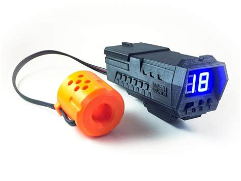 Ammo Counter For Nerf Blasters And Barnes 270 Ammo