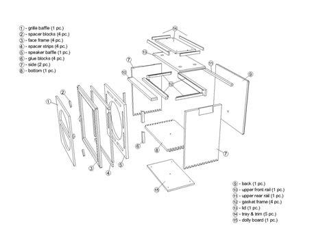 Ampeg-Bass-Cabinet-Plans