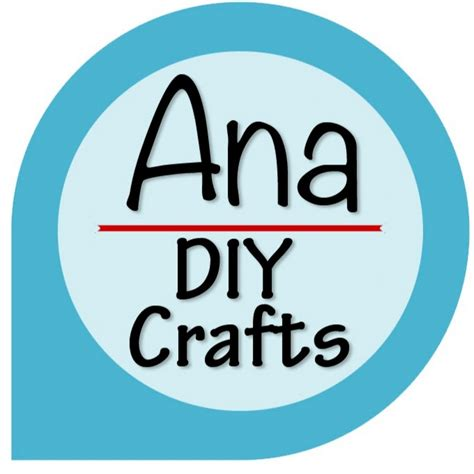 Ana Diy Crafts On Youtube