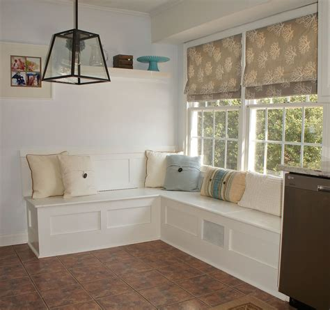 Ana White Diy Bench Seat For Breakfast Nook