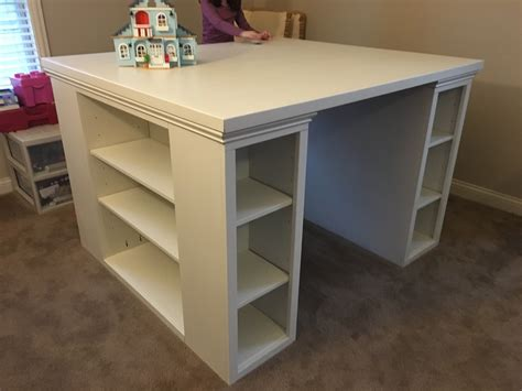 Ana White Diy Craft Table