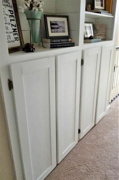 Ana White Easy Cabinet Doors