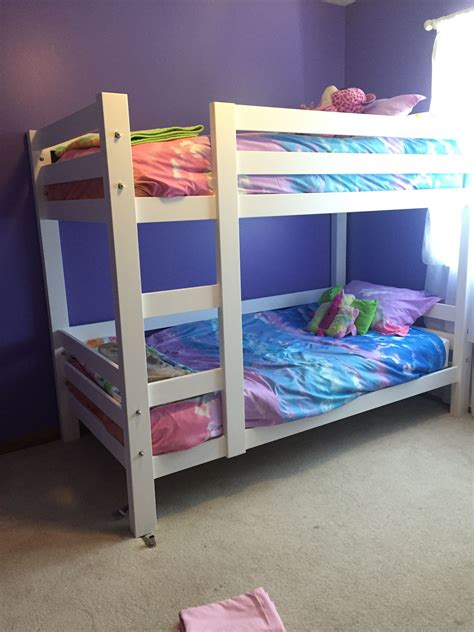 Ana White Loft Bed Diy Dresser