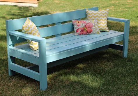 Ana White Plans Bench