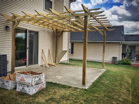 Ana White Plans For A Pergola