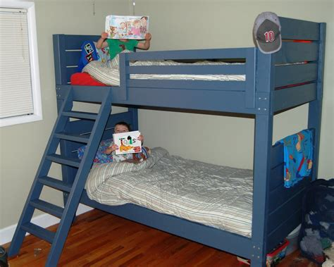 Ana White Simple Bunk Bed Plans