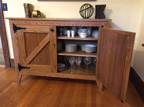 Ana-White-Buffet-Table