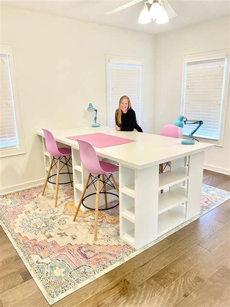 Ana-White-Craft-Room