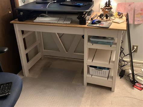Ana-White-Desk-With-Shelves