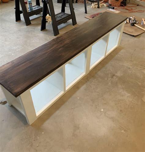 Ana-White-Entry-Bench-Plans