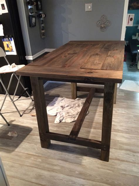 Ana-White-Farmhouse-Pub-Table