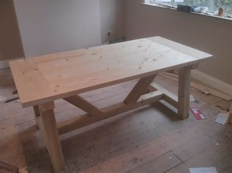 Ana-White-Farmhouse-Table-4x4