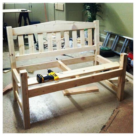 Ana-White-Garden-Bench-Plans