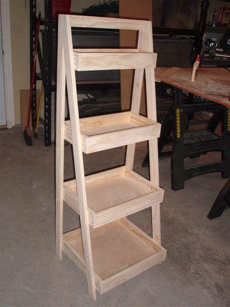 Ana-White-Ladder-Shelf-Plans