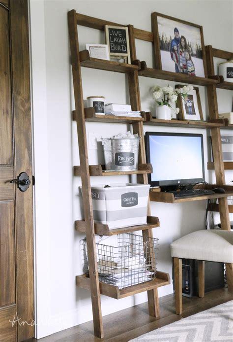 Ana-White-Leaning-Ladder-Bookshelf
