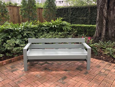 Ana-White-Modern-Bench